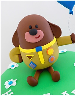 hey duggee kids birthday cake