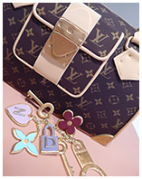 Louis Vuitton ladies handbag birthday cake for 30th, 40th, 50th