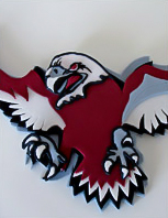 Manly Sea Eagles Cake