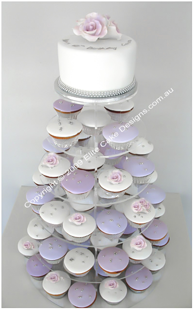 wedding-anniversary-birthday cupcakes