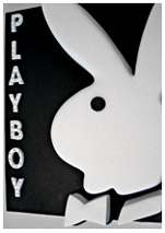 Playboy Bunny birthday Cake