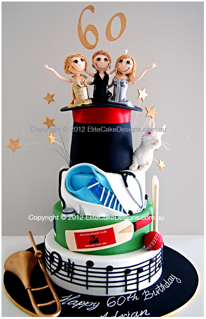 Lifestyle & Hobby novelty birthday cake